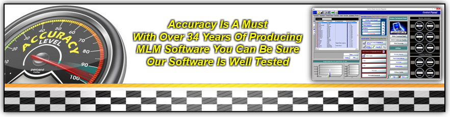 MLM Software Accuracy